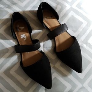 NEW Report Black Flats